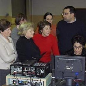 Corsi di computer per la terza età