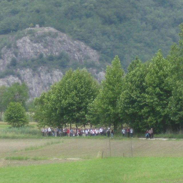 2014-05-29 Passeggiate e visite culturali